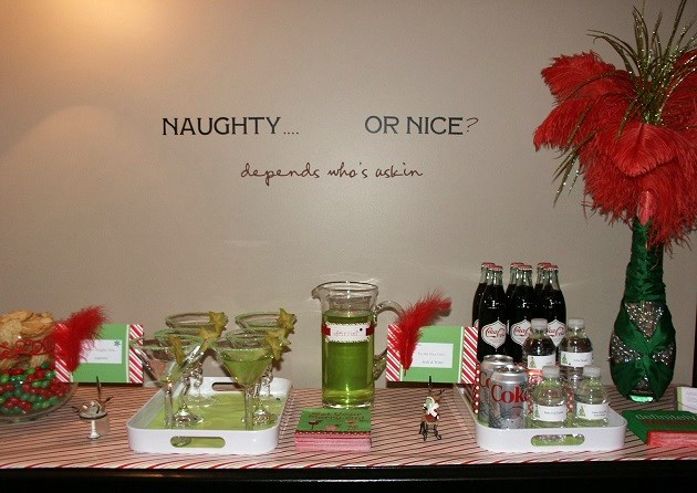 naughty or nice party