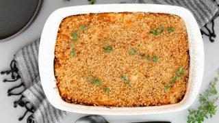 Creamy Homemade Mac-n-Cheese Recipe