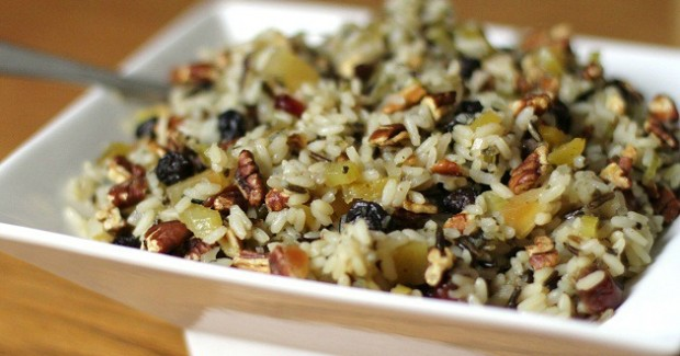 fruit & nut wild rice