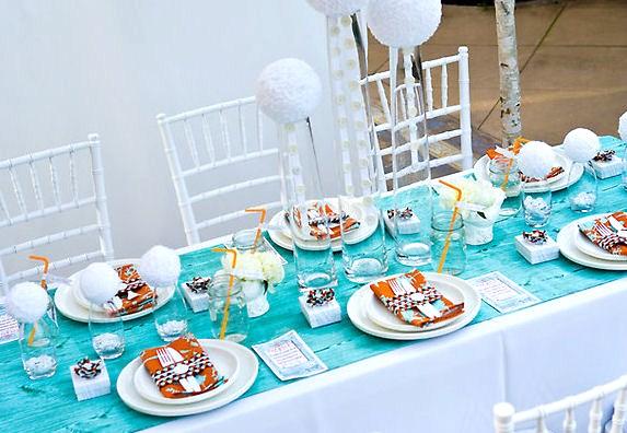Invitations U2026 Amusing Table Setting For Baby Shower ...