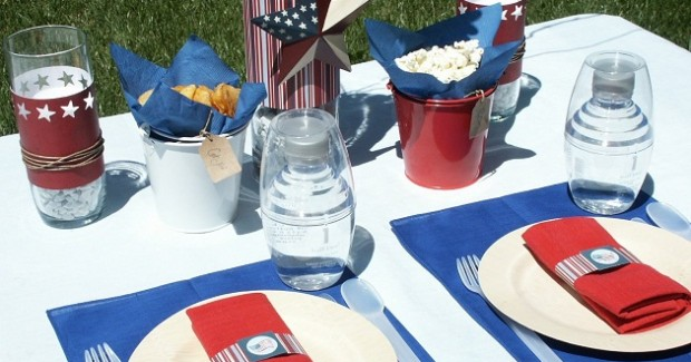 Stars & Stripes Forever – Patriotic Party Ideas