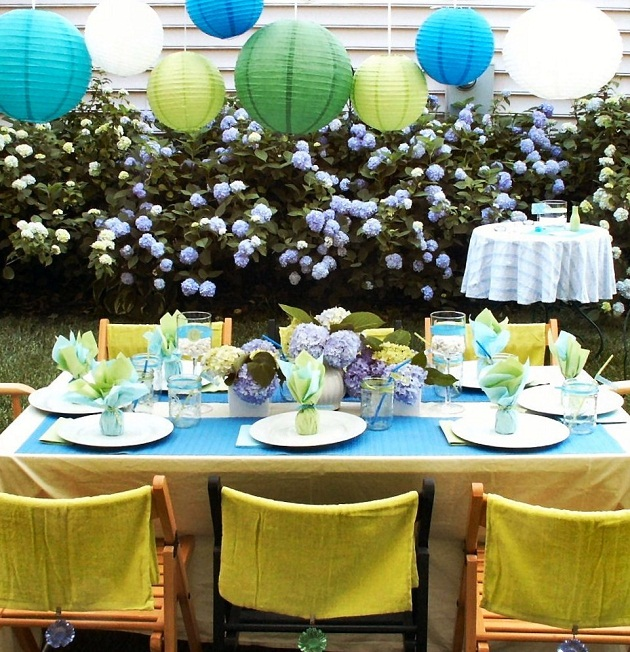ideas for birthday dinner party