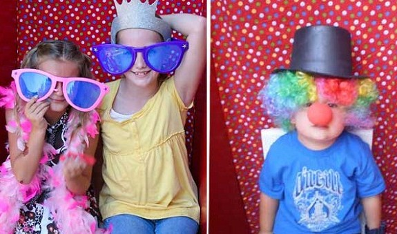 Circus Birthday Party {guest feature}