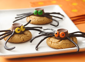 Creepy Cookies & Cool Candy Wrappers