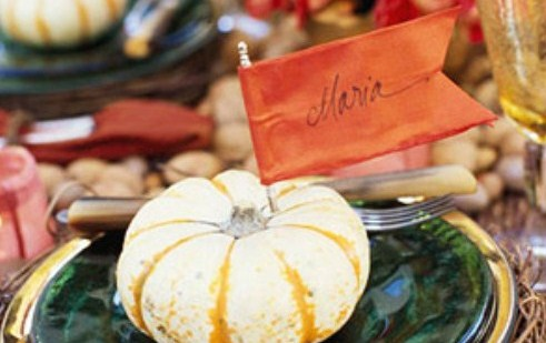 "Autumn ""Place Cards"""