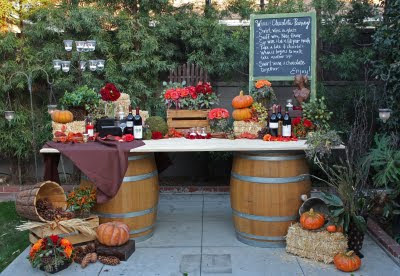 Amazing Wine & Chocolate Tasting Party {guest feature}