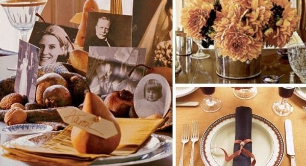 Autumn Table Ideas