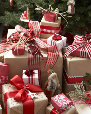 Pretty Packages Under Your Tree