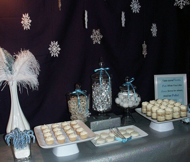 """Let It Snow"" Christmas Party"