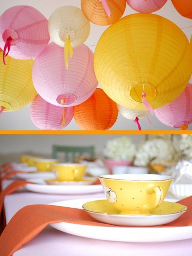 tea party baby shower guest feature celebrations at home