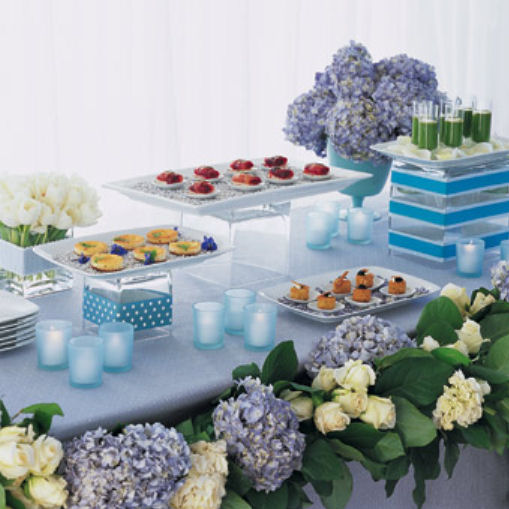 Birthday Table Presentation: Setting Up A Stylish Buffet