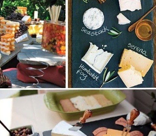 Cheese, Glorious Cheese! {And Wine}