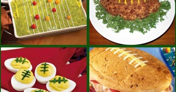 """""""Football"""" Food"""