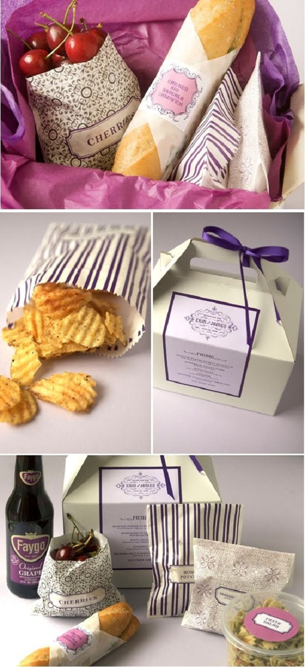 Boxed Lunch Ideas Celebrations At Home