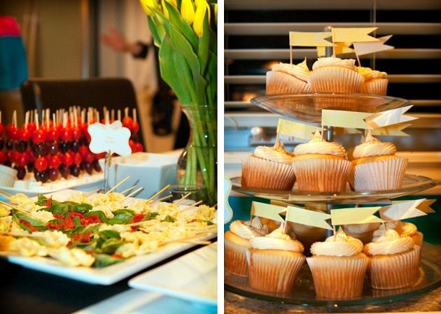 Stylish Food Presentation - Celebrations at Home