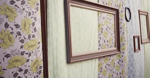 Trend Alert: Hanging Frames