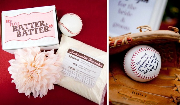 Sophisticated Baseball Theme Celebrations At Home