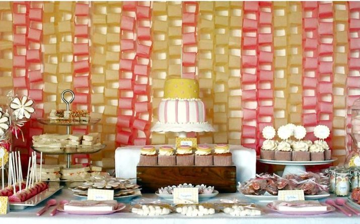 Pink & Yellow Dessert Table {guest feature}