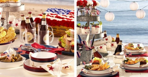 4th Of July Styling Ideas