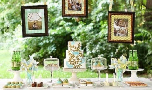 Fabric Inspired Soiree