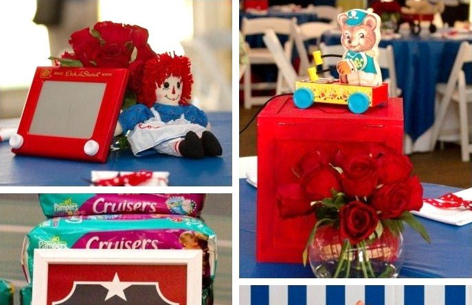 "Red, White, And ""Coo"" Baby Shower – Operation Shower"