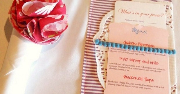 A Very Crafty Bridal Shower