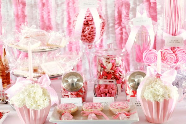 Sweet Shoppe Party For Twins