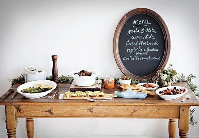 Stylish Buffet Design