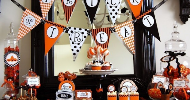 Halloween Party Inspiration – 10 Creative Designs