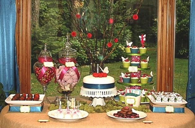 An Adult Garden-Fairy Birthday