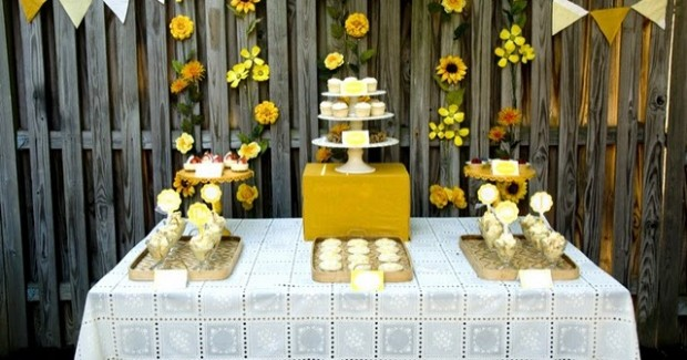 Let The Sunshine In! {guest feature}