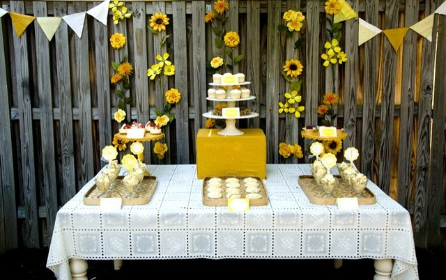 Let The Sunshine In Guest Feature Celebrations At Home