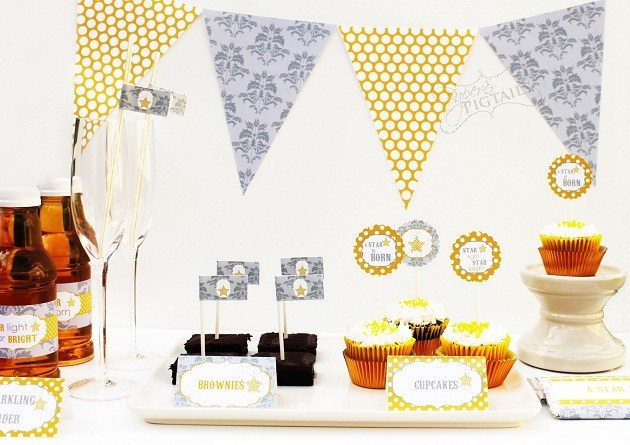 Party For A Cause – FREE Printables