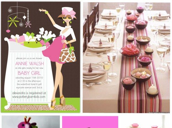 Chic Mamma Baby Shower {guest feature}