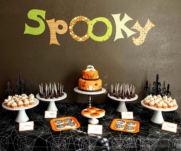 Halloween Dessert Decorations: Seven Surprising Halloween Treats