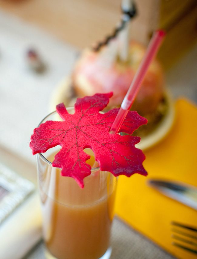 Celebrate an Autumn engagement with an apple harvest theme. See all the details here.