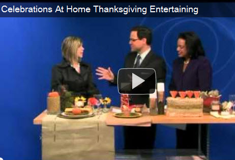 Simple Thanksgiving Styling {Video}
