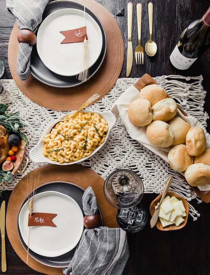 easiest Thanksgiving dinner ideas