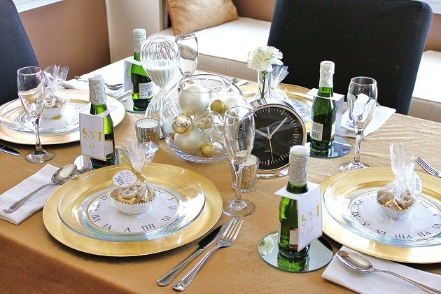 What 39 s your new year 39 s eve party decor plan - New years eve party at home ...