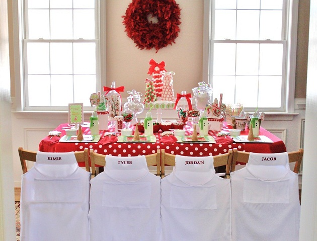 You'll love this classic kids Christmas party full of whimsical fun and ideas.