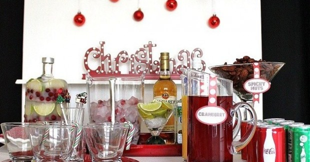 Creating Your Holiday Bar