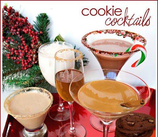 Cookie Cocktails {Guest Blogger}