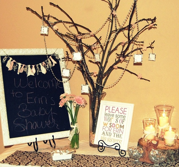 Owl Themed Baby Shower Guest Feature Celebrations At Home