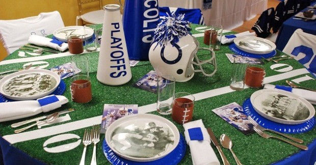 Football Party {guest feature}