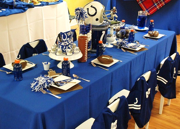 Football Party {guest feature} - Celebrations at Home