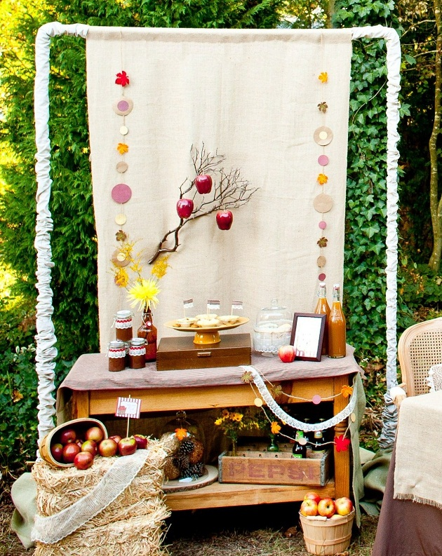 Pipe And Drape System Diy Celebrations At Home