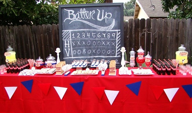 """Batter Up"" Baseball Party {Guest Feature} - Celebrations ..."