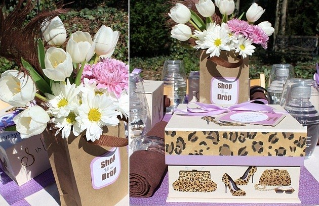 These Ideas for a Ladies Luncheon will inspire your next party with the gals. This is the perfect party to celebrate the fashionista in your life. Fashionista theme.