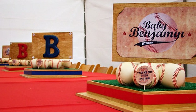 Quot batter up baseball party guest feature celebrations