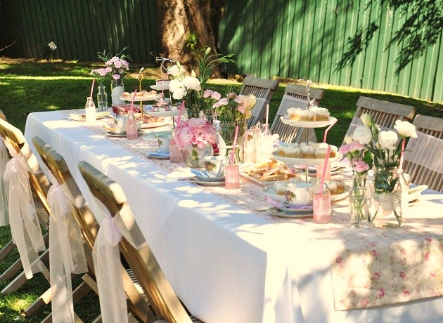 A Classic Tea Party Guest Feature Celebrations At Home